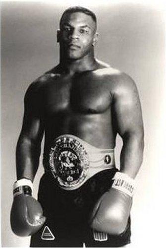 Майк Тайсон (Mike Tyson) краткая биография боксера