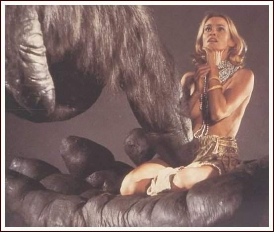 Jessica Lange Shorts King Kong Jessica Lange King Kong Shorts Jessica Lange